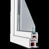 Профиль окна IVAPER 62